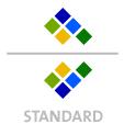 Mappen mit  5 Sonderfarben bedruckt ( 5 x HKS / Pantone) min. 5 Werktage Standard-Produktionszeit Stanzform 36080-A-(0)-47.0 Flügelmappen-Füllhöhe: 0mm  Mappen stanzen, falten & kleben Schnellheftmechaniken einkleben