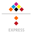Mappen mit  6 Druckfarben bedruckt (CMYK +  2 x HKS / Pantone) Rückseite  2 Sonderfarben Sonderfarben der Rückseite werden auch auf Vorderseite verwendet min. 3 Werktage Express-Produktionszeit Stanzform 36080-A-(0)-47.0 Flügelmappen-Füllhöhe: 0mm  Mappen stanzen, falten & kleben Schnellheftmechaniken einkleben
