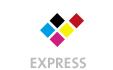 Briefpapiere mit  5 Druckfarben bedruckt (CMYK +  1 x HKS / Pantone) min. 3 Werktage Express-Produktionszeit  A4 (210x297mm) Briefpapiere einseitig bedruckt Formatschnitt