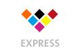Briefpapiere mit  6 Druckfarben bedruckt (CMYK +  2 x HKS / Pantone) min. 3 Werktage Express-Produktionszeit  A4 (210x297mm) Briefpapiere einseitig bedruckt Formatschnitt